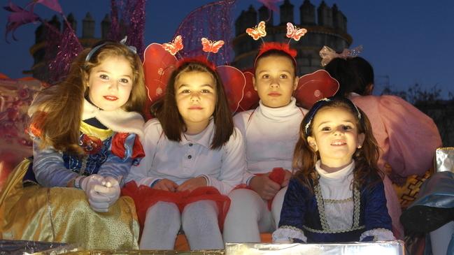 Los niños de Badajoz que deseen participar en la Cabalgata de los Reyes Magos deberán apuntarse los días 11 y 12 de diciembre