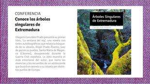 Una conferencia este viernes en El Corte Inglés de Badajoz dará a conocer los árboles más singulares de Extremadura