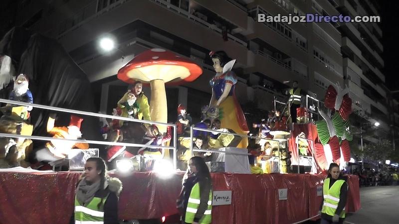Aprobado el gasto del alquiler y transporte de carrozas para la Cabalgata de Reyes por 69.900 euros