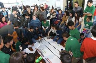 8.000 niños y jóvenes, más de 300 profesores y casi 20.000 visitantes en el balance final de la II edición de RoboRAVE