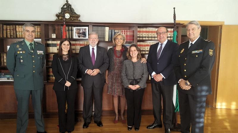 Badajoz acoge el acto de conmemoración del XXXIX Aniversario de la  Constitución