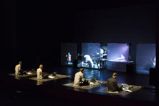 Sinfonietta Container estrena obras de Steen-Andersen y Óscar Escudero el 13 de diciembre en el IX Ciclo de Música Actual