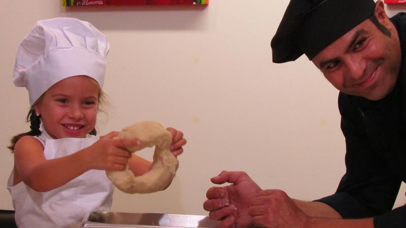 Taller de Repostería para niños el 11 de diciembre en Ámbito Cultural