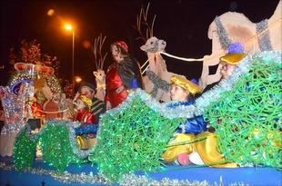 Aprobada la propuesta de adjudicación de la Cabalgata de Reyes por 19.360 €