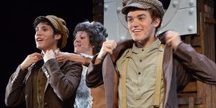 El musical infantil ''Tom Sawyer detective'' llegará al López de Ayala el próximo 30 de diciembre