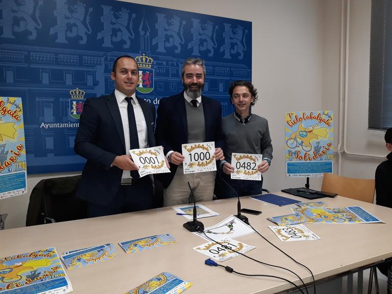 La Ciclocabalgata solidaria de Badajoz tendrá lugar el próximo sábado 30 de diciembre