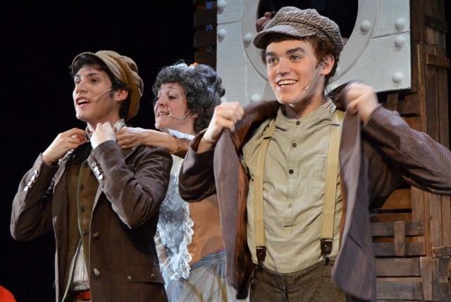 El Teatro López de Ayala de Badajoz despedirá el 2017 el próximo sábado con el musical infantil 'Tom Sawyer detective'