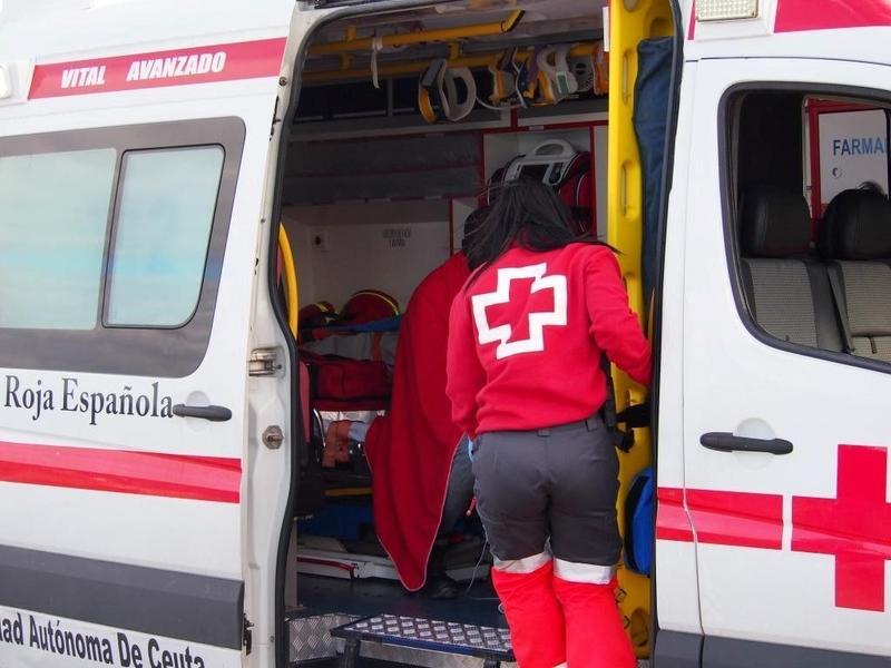Cruz Roja atiende 73 incidentes en Badajoz durante el operativo de Navidad