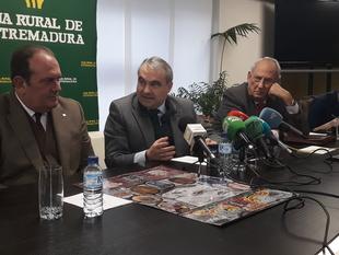 Fragoso considera que ''no es momento'' para que Badajoz tenga una bandera