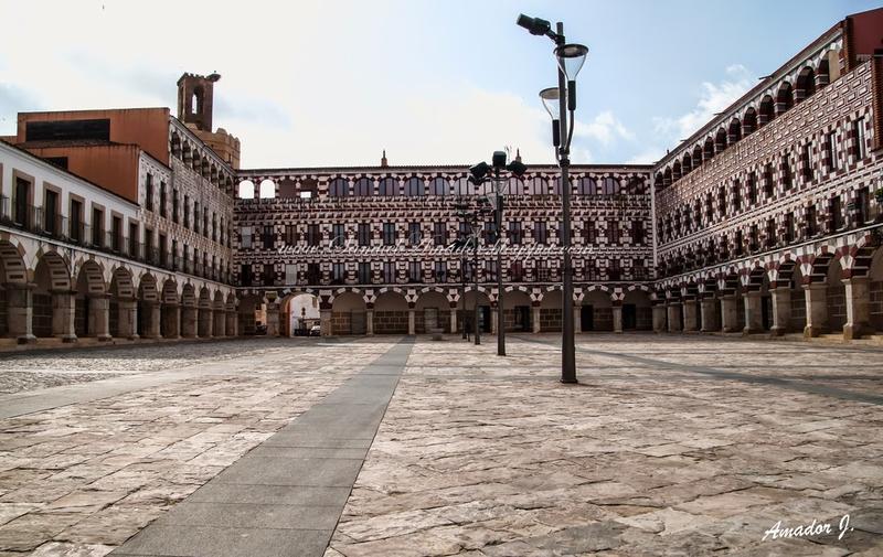 Este sábado, a pesar de la lluvia, Badajoz ofrecerá una nueva Visita guiada