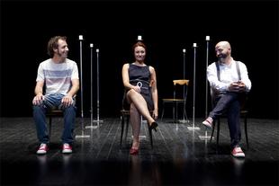 La obra 'Muerte por ausencia' reflexionará en el López sobre el paso del tiempo