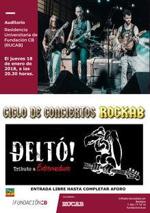 La residencia universitaria de la Fundación CB acoge este jueves el inicio del Ciclo de Conciertos Rockab