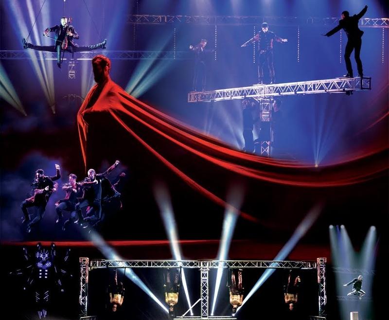 El sábado el grupo Los Vivancos presenta su último espectáculo en Badajoz