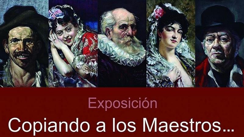 Copias de grandes maestros como Velázquez, Rubens o Sorolla podrán verse en el Luis de Morales