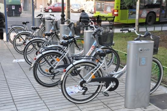 Las bicicletas de alquiler en Badajoz no podrán usarse el próximo lunes 5