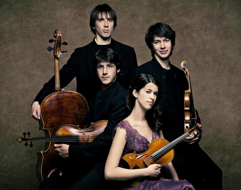 El cuarteto 'Gerhard' estrenará una obra del compositor Manuel Hidalgo en el IX Ciclo de Música Actual