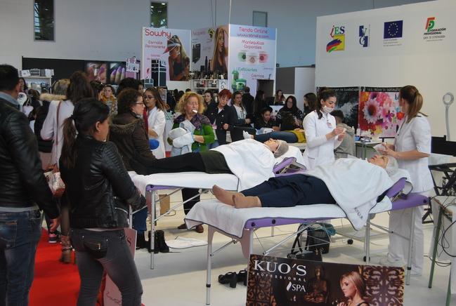 Finaliza la XI Feria de la Belleza, Moda y Cosmética de Badajoz tras tres días de ''intensa actividad''