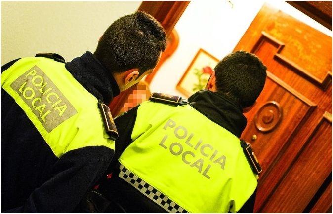 Denunciadas dos viviendas en Badajoz por celebrar fiestas que provocaban mucho ruido