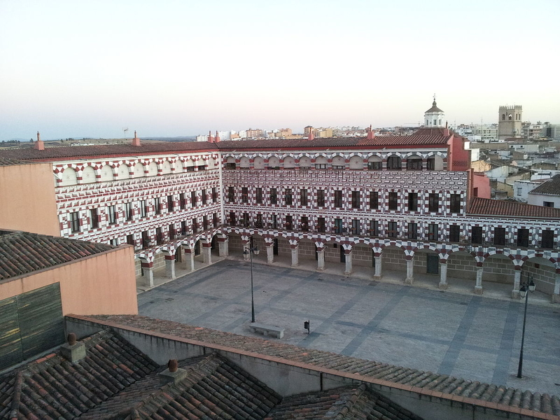 Nueva visita guiada al parque de la Alcazaba, Jardines de la Galera o Plaza Alta