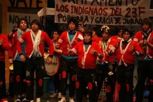 Cuatro Murgas de Badajoz actuarán en la Delegación Territorial de la ONCE