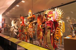 El Museo del Carnaval recibió cerca de 12.000 visitantes en 2017