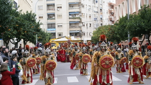 Un total de 78 personas han sido atendidas durante el desfile de comparsas del Carnaval