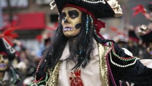 El Carnaval de Badajoz no deja de momento incidentes de carácter grave