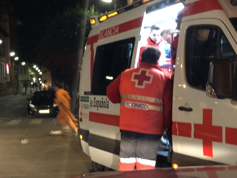 El dispositivo de Cruz Roja en el Carnaval concluye con 161 asistencias