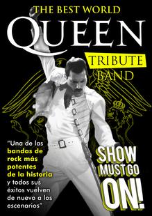 La banda Queen Tribute actuará el próximo sábado en el Teatro López de Ayala