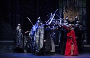 Badajoz acoge la ópera ''El Trovador''