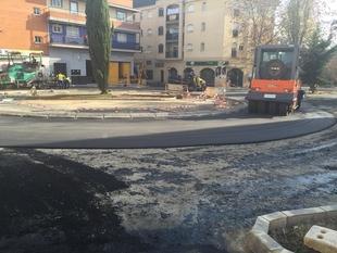 El consistorio pacense invierte 2,7 millones de euros para señalización y asfaltado de calles