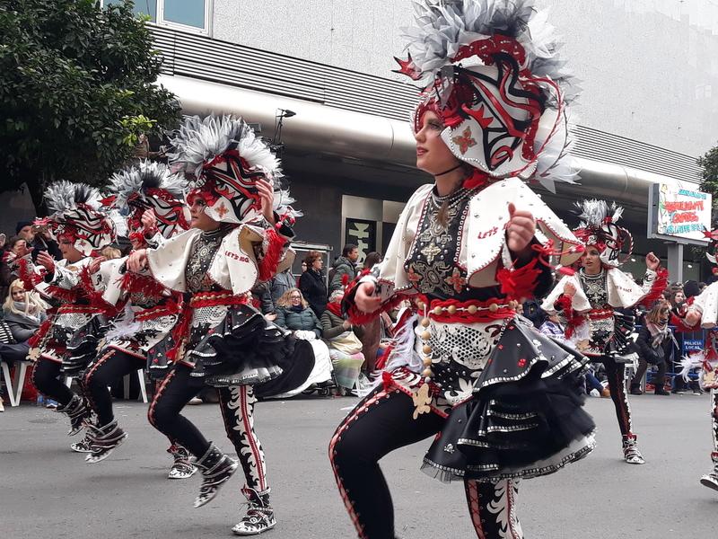 Para el alcalde, el Carnaval este año fue un ''éxito'' y cumplió ''todas las expectativas''