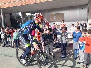 El CEIP Ciudad de Badajoz hace posible el viaje de Rubén Tanco a Alicante