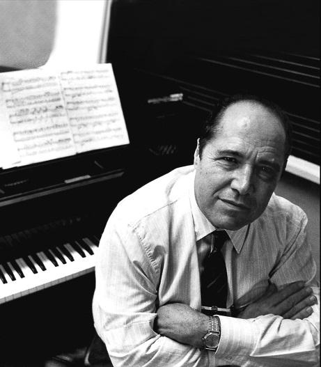 El pianista José Menor y Alfonso Aijón entre los participantes del XVI ciclo 'Esteban Sánchez'