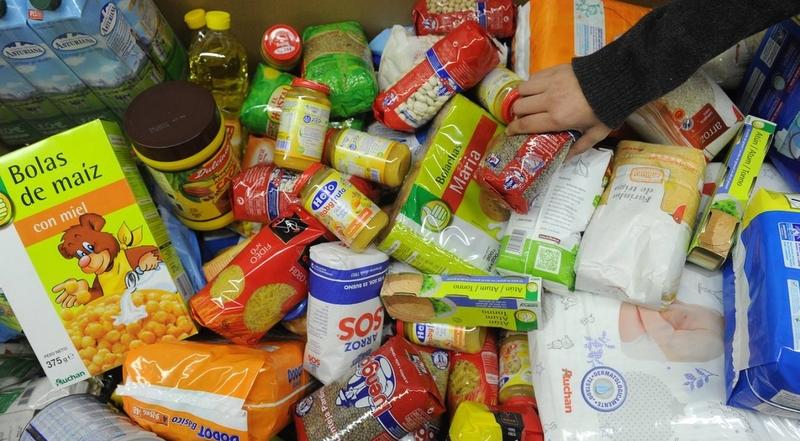 El Banco de Alimentos de Badajoz recaudará el próximo viernes y sábado alimentos para más de 400 niños