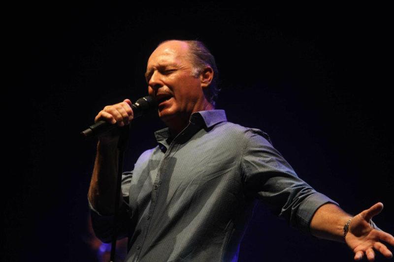 El concierto de Jose Manuel Soto en la Feria de los Mayores fue un ''éxito''