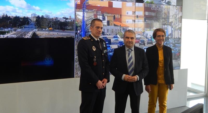 Ya está operativa la nueva Jefatura de Policía Local de Badajoz
