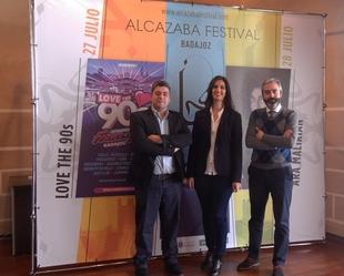Ara Malikian, OBK, Chimobayo y Paco Pil estarán en el 'Alcazaba Festival'