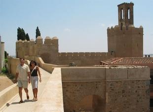Amigos de Badajoz cree que la Alcazaba
