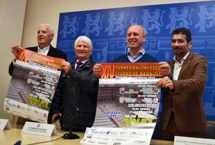 Equipos de España y Portugal se enfrentarán en el Torneo 'Ciudad de Badajoz'