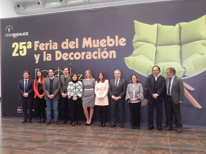 Arranca la Feria del Mueble y la Decoración en mitad de un repunte económico del sector