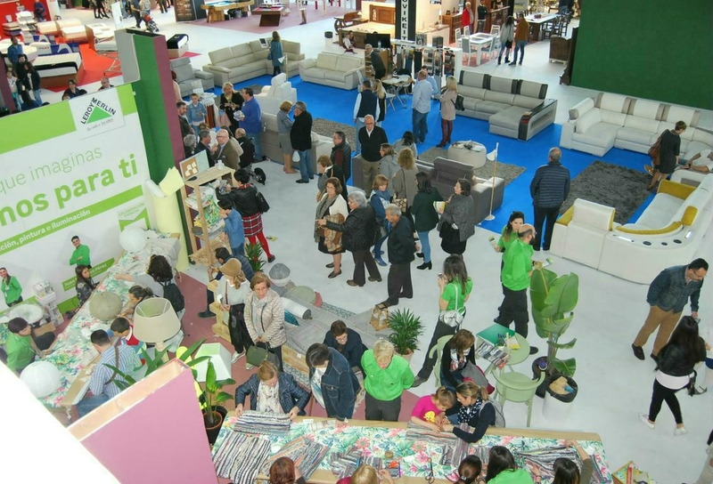 Valoración positiva de la 25 Feria del Mueble por parte de los ...