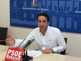 El PSOE asegura que Sinforiano Madroñero no necesitaba ser asfaltada