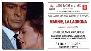 'Marnie la ladrona' se proyectará en la R.U. Hernán Cortés