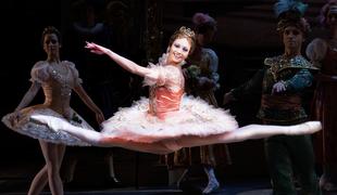 Nina Kaptsova, la primera bailarina del Teatro Bolshoi, presenta su nuevo espectáculo en Badajoz