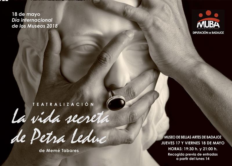 El MUBA celebra el Día Internacional de los Museos con 'La vida secreta de Petra Leduc'