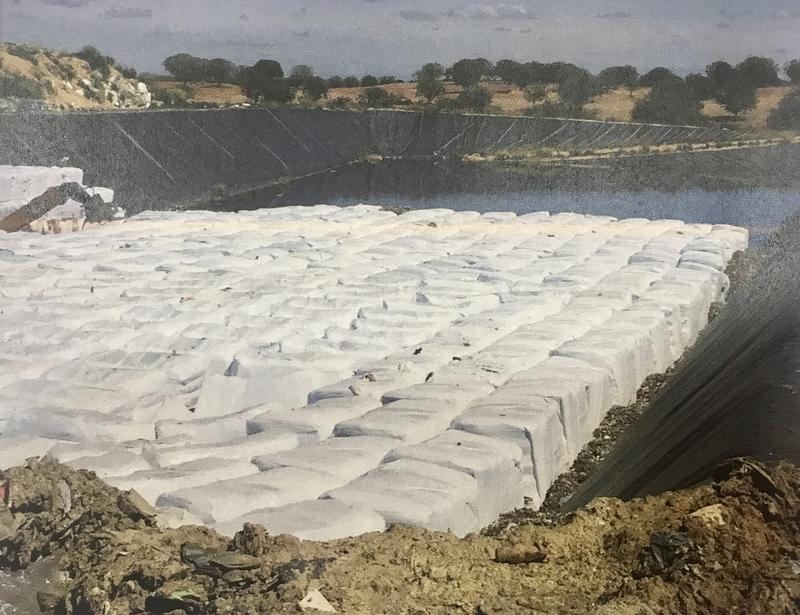El vertedero de Badajoz se quedará sin espacio a finales de verano