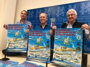 Badajoz acoge una nueva edición de su exhibición de hidroaviones, única en España