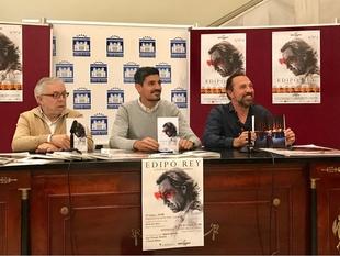 El libro de la obra 'Edipo Rey' inaugura una forma inédita de editar teatro