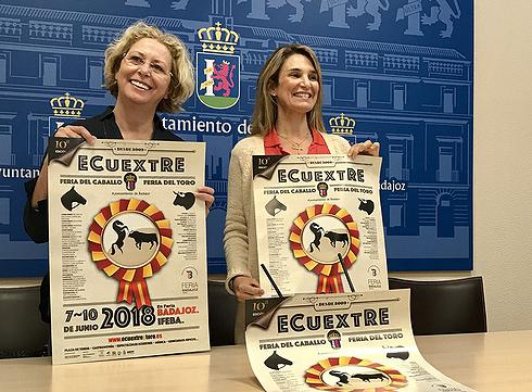 'Espartaco' y José Padilla visitarán Badajoz con motivo de Ecuextre